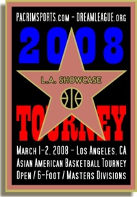 LA Showcase Tourney logo