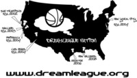 dreamleague nation tee