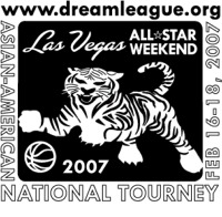 Dream League - Asian American / Open Basketball Leagues - 2006~07